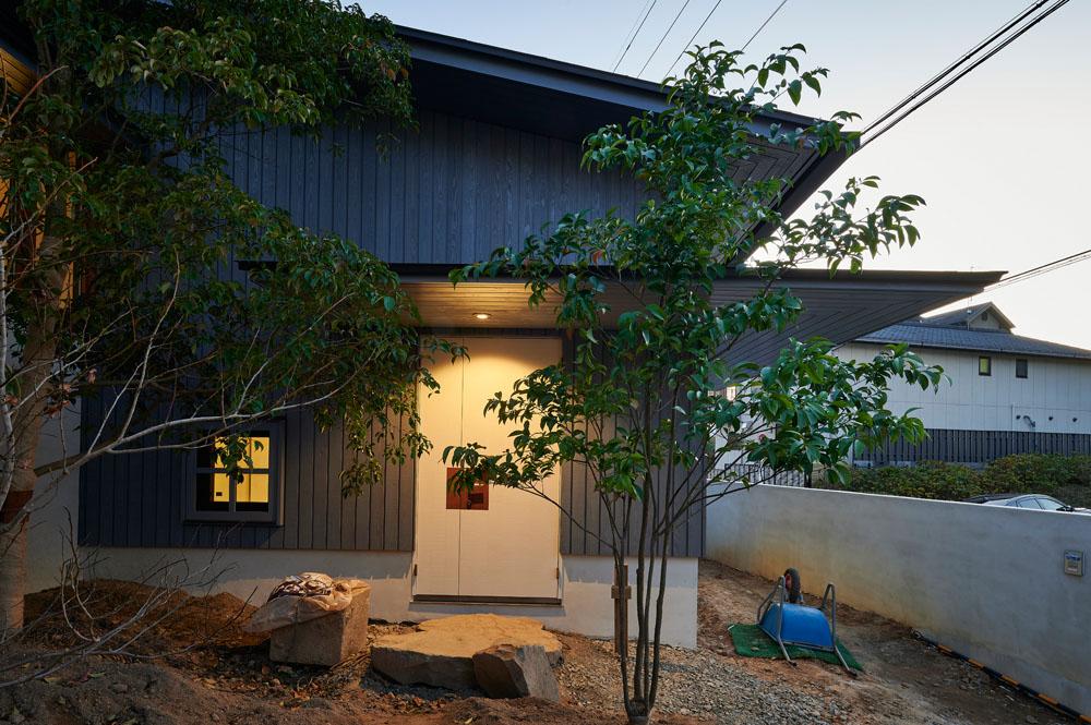 KAH 川名山町の住宅
